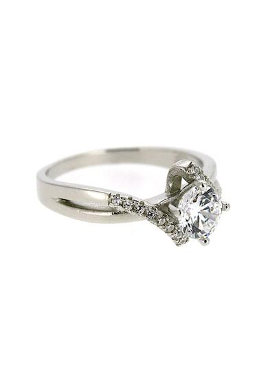 Rankine-Silver Inel de argint 925 cu cristale zirconia Femei