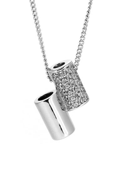 Rankine-Silver Colier de argint 925 decorat cu cristale zirconia Femei