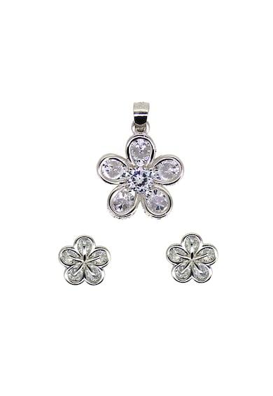 Rankine-Silver Set de pandantiv si cercei cu tija  de argint Femei
