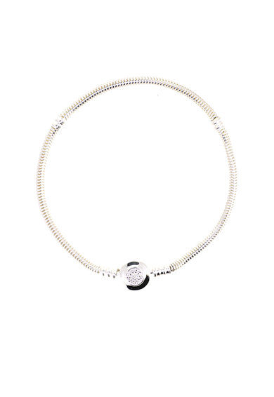 Rankine-Silver Bratara de argint decorata cu cristale Femei