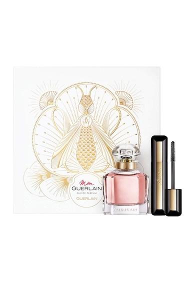 Guerlain Set  Mon Guerlain, Femei: Apa de Parfum, 50 ml + Mascara Cils d'Enfer 01 Noir, 8,5 ml Femei