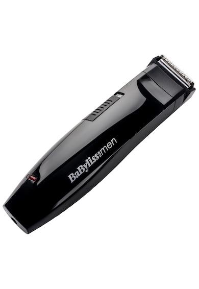 BaByliss Aparat de tuns barba si parul 6 in 1,  Multi6 , utilizare fara fir, autonomie 30 minute, 6 accesorii, Negru Barbati