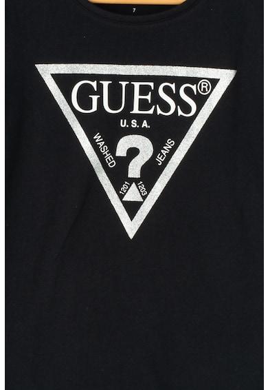 GUESS JEANS Tricou cu imprimeu logo Fete