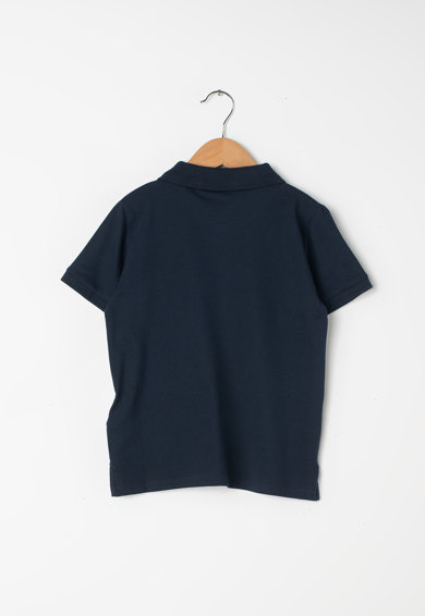 GUESS JEANS Тениска от пике с яка Момчета