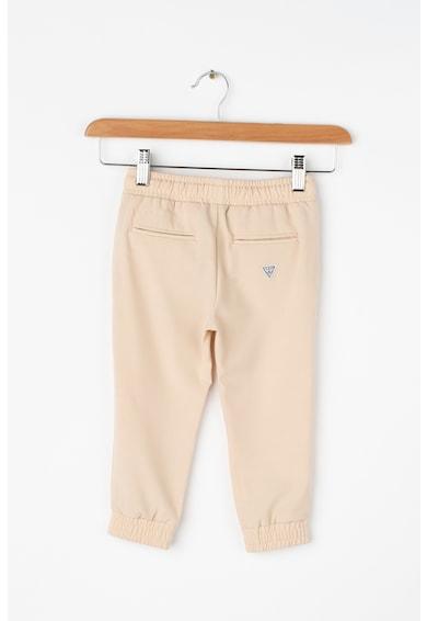 GUESS JEANS Pantaloni jogger cu snur pentru ajustare Baieti