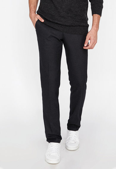 KOTON Pantaloni slim fit Barbati