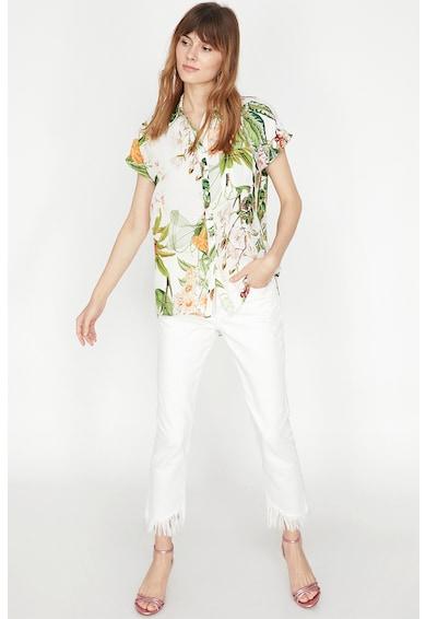KOTON Camasa cu imprimeu floral Femei