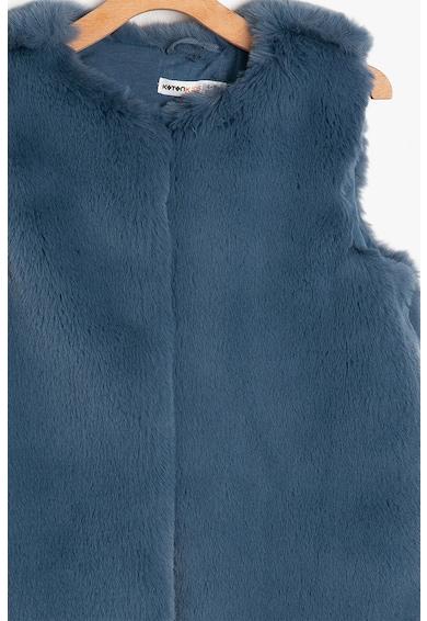KOTON Vesta din blana sintetica Fete
