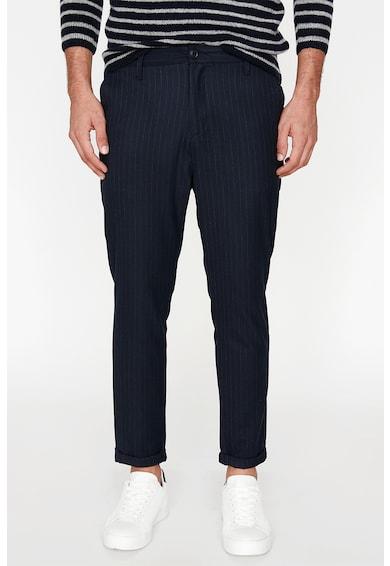 KOTON Pantaloni slim fit cu dungi Barbati