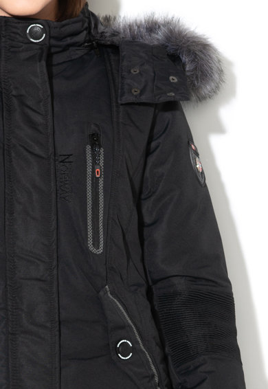 Geographical Norway Geaca parka cu vatelina Coraly Femei