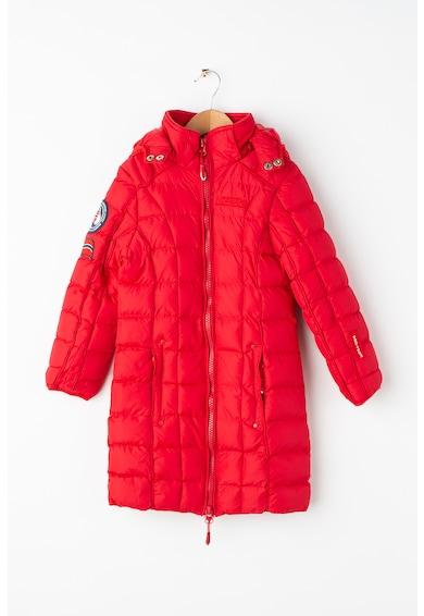 Geographical Norway Подплатено зимно яке Barbouille Момичета