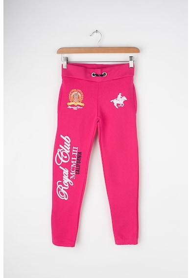 Geographical Norway Pantaloni sport cu captuseala din fleece Manille Fete