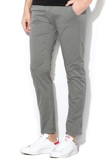 BLEND Pantaloni chino cu croiala regular fit Barbati
