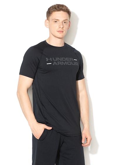 Under Armour MK1 logómintás póló férfi