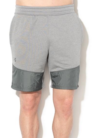 Under Armour Фитнес къс панталон Terry с връзка Мъже