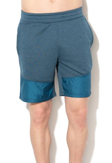 Under Armour Pantaloni scurti lejeri, cu snur in interior, pentru fitness Terry Barbati