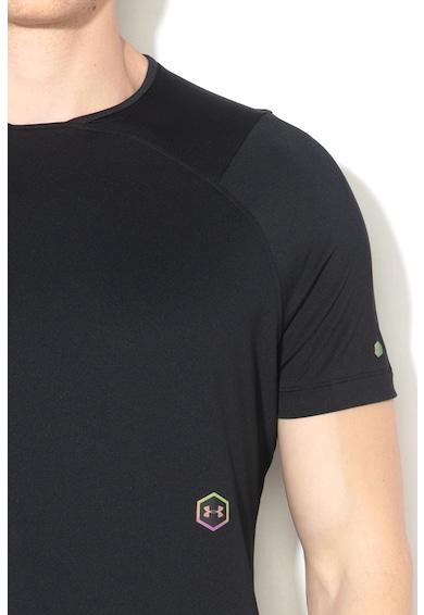 Under Armour Szűk póló fényvisszaverő részletekkel férfi