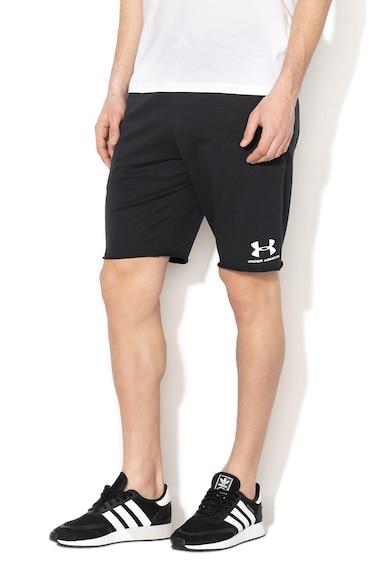 Under Armour Pantaloni scurti cu aplicatie logo, pentru antrenament Barbati