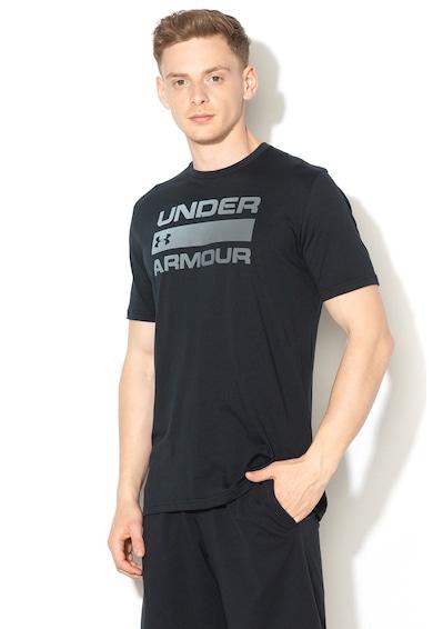 Under Armour Tricou lejer cu Heatgear® pentru fitness Barbati