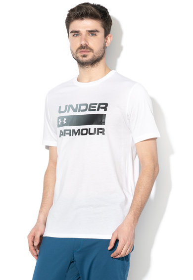 Under Armour HeatGear laza fitneszpóló férfi