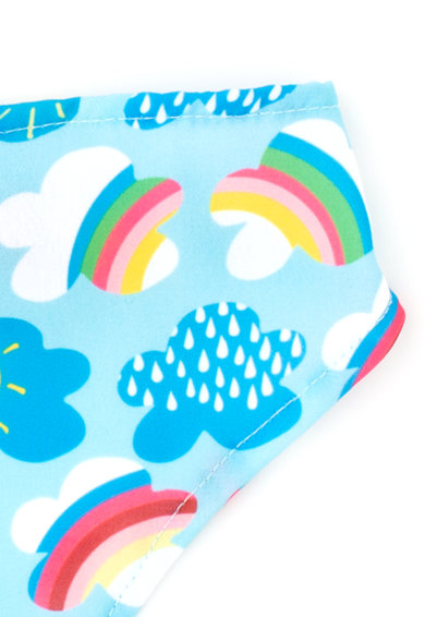 Agatha Ruiz de la Prada Кърпа Rainbow Момичета