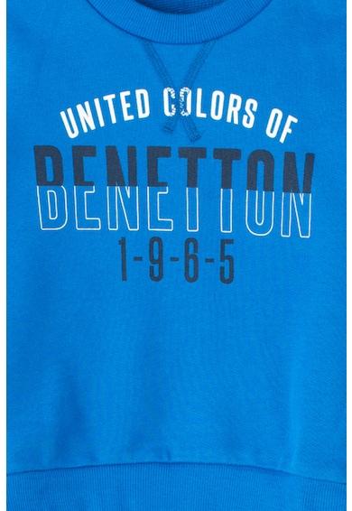 United Colors of Benetton Szövegmintás szabadidőruha Fiú