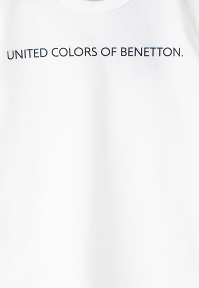 United Colors of Benetton Organikus pamut póló Fiú