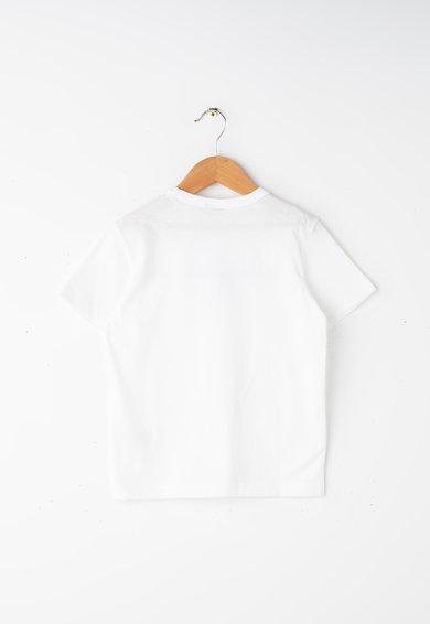 United Colors of Benetton Tricou din bumbac organic Baieti