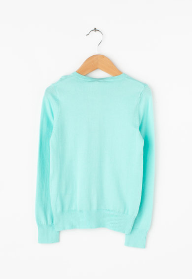 United Colors of Benetton Cardigan din tricot fin Fete