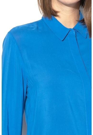 United Colors of Benetton Camasa cu maneci lungi si nasturi Femei