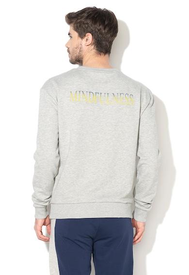 Guess Bluza sport cu imprimeu logo Barbati