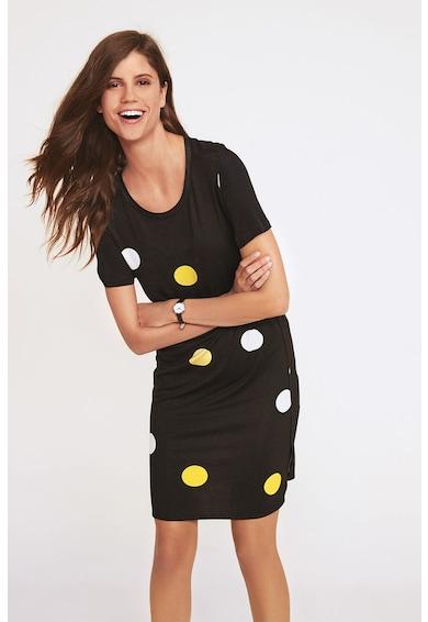 NEXT Rochie tip tricou cu buline Femei