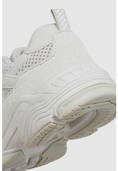 NEXT Pantofi sport cu garnituri de piele intoarsa sintetica Baieti