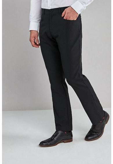 NEXT Pantaloni regular fit eleganti Barbati