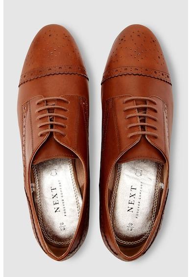 NEXT Pantofi brogue de piele Femei