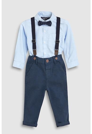 Alkalmi ruházati szett - 4 db - NEXT (510029-BLUE) 083ce91a88