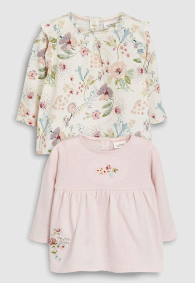 NEXT Флорална блуза - 2 броя Момичета