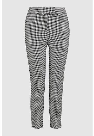 NEXT Pantaloni cu model gingham Cigarette Femei