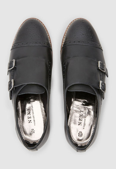 NEXT Bőrcipő női