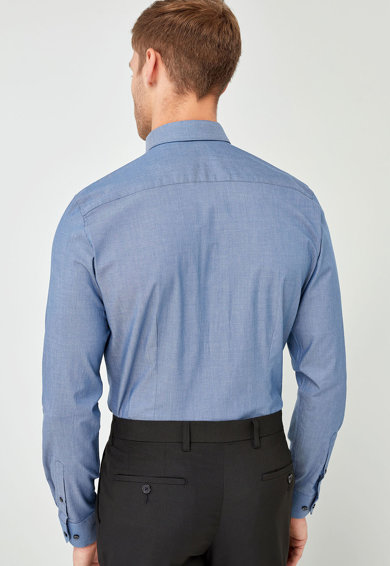 NEXT Slim fit ing és nyakkendő szett 4 férfi