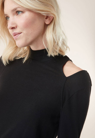 NEXT Bluza cu decupaje pe umeri Femei