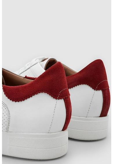NEXT Sneakers bőrcipő perforációkkal női