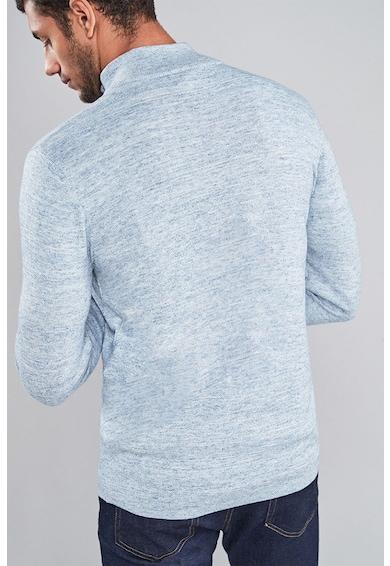 NEXT Блуза с фина плетка и цепка с цип Мъже