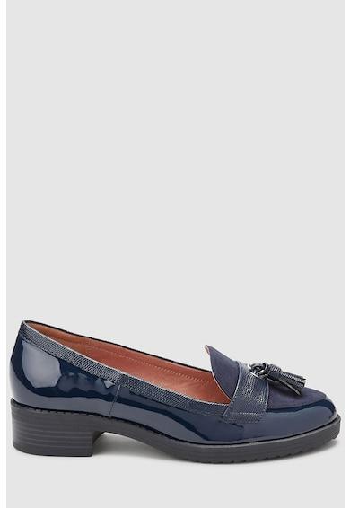 NEXT Pantofi loafer de piele ecologica cu canafi Femei
