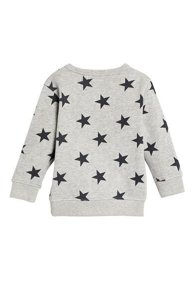 NEXT Set de bluze sport cu model cu stele - 3 piese Baieti