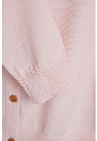 NEXT Cardigan din tricot fin cu nasturi Fete