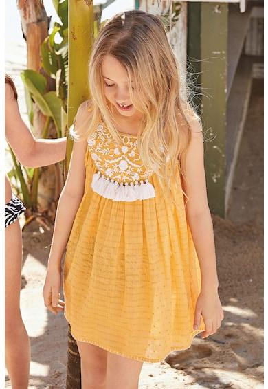 NEXT Laza ruha hímzett részletekkel Lány