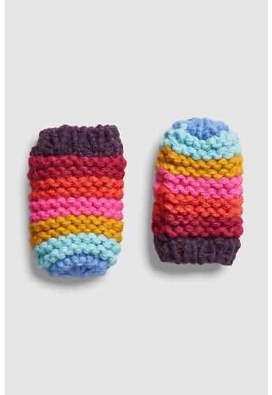 NEXT Плетени ръкавици и шапка Момичета