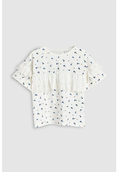 NEXT Тениска с флорален десен Момичета