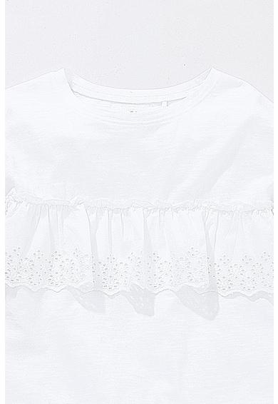 NEXT Тениска с набирания Момичета